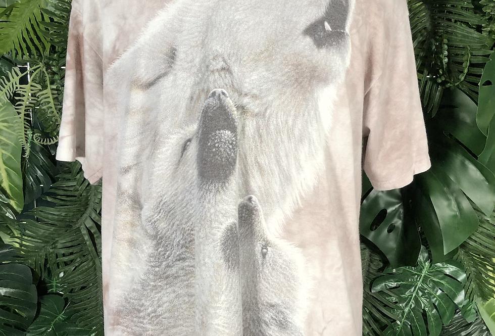 White wolf tee 🐺 🌙