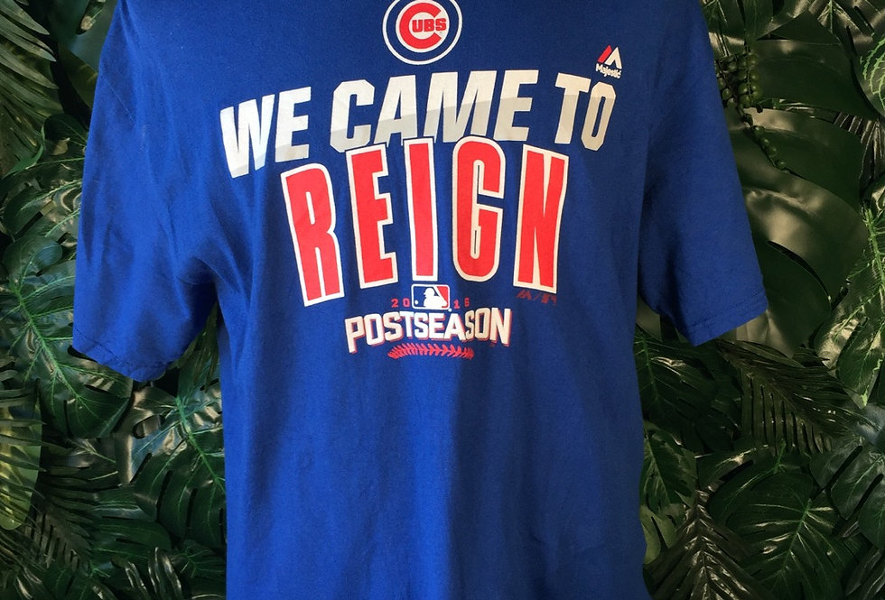 Chicago Cubs tee (L)