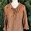 Thumbnail: Rose gold 70s vibe blouse