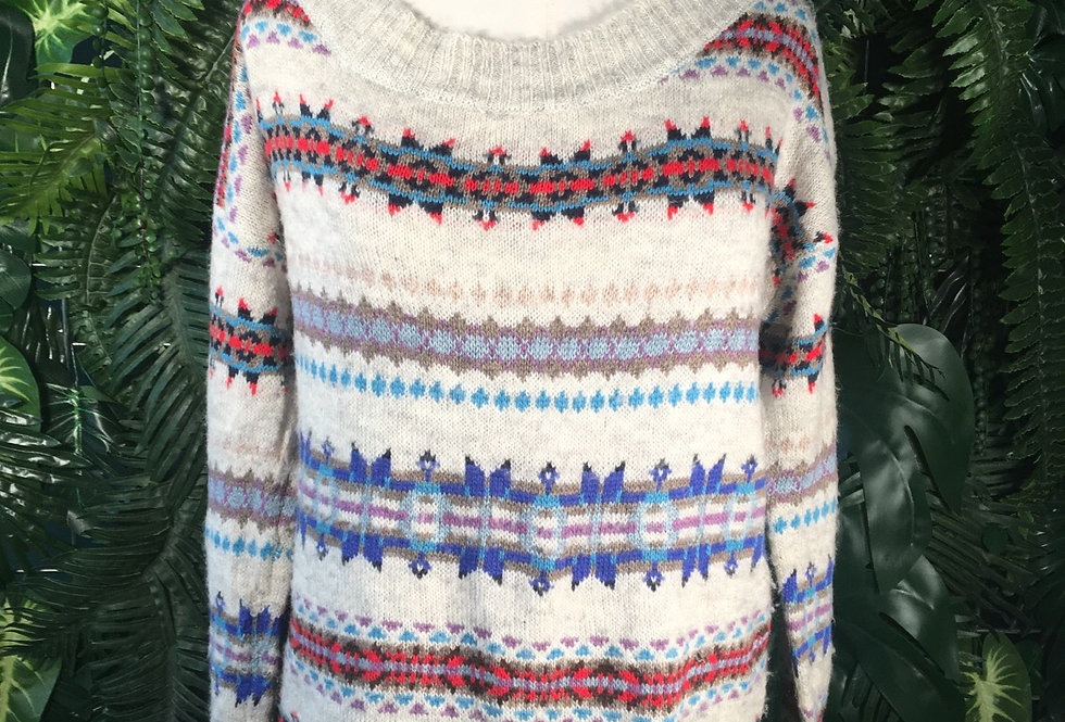 American Eagle Wide Neck Knit (L)