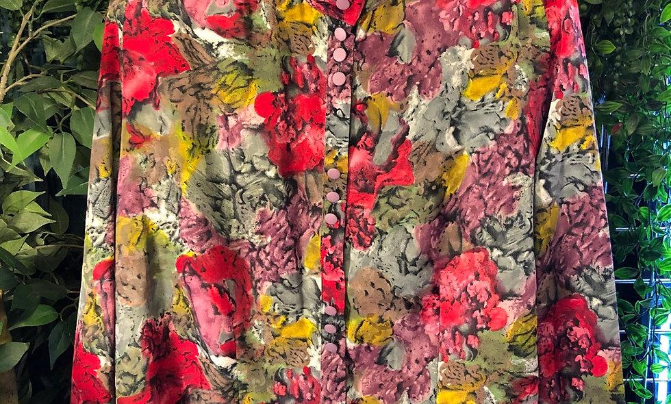 Canda 80s blouse
