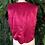 Thumbnail: Verse raspberry diamond button blouse
