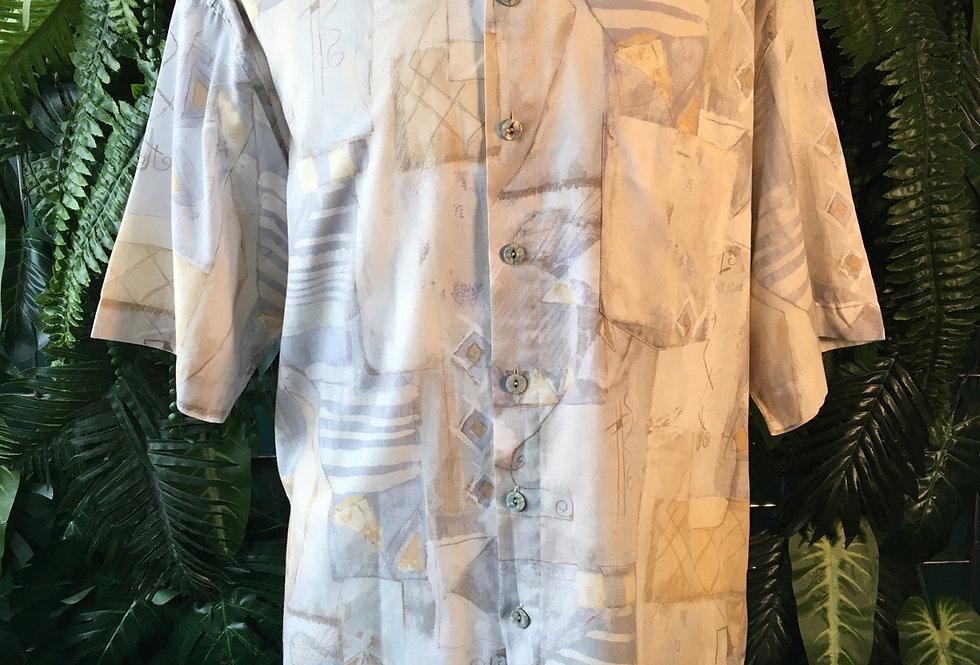 Tony D 90s Pattern Shirt (L)