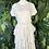 Thumbnail: 90s ruffle day dress