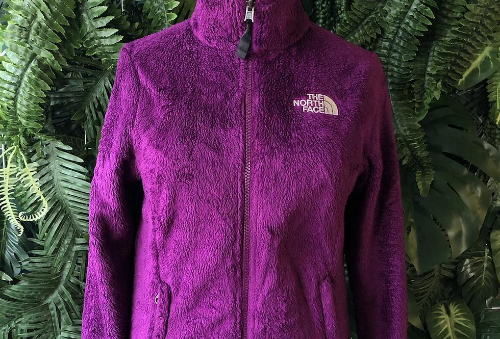NORTHFACE purple fleece