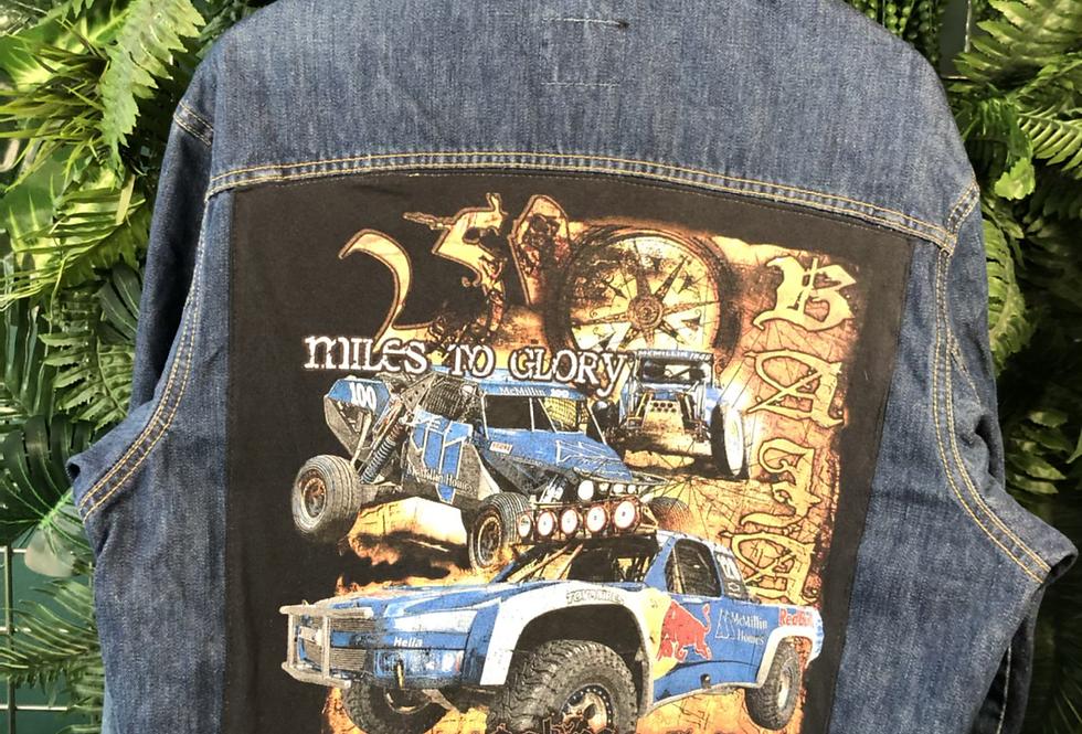 Lee denim miles to glory jacket