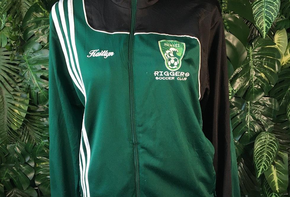 Adidas Riggers soccer top (M/L)