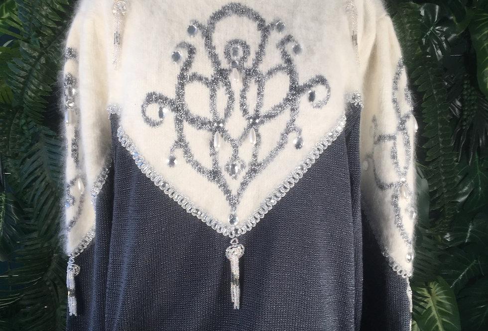 Bluhmod Pearl Drop Sweater