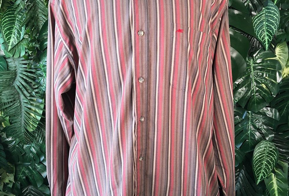 Meantime striped shirt (L)