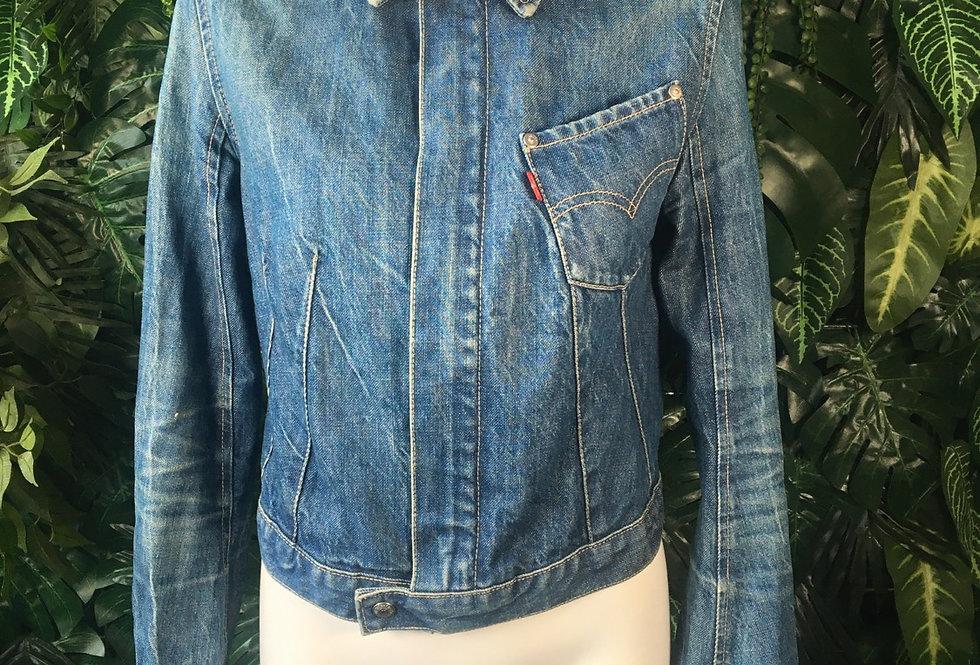 Levi's engineered denim jacket (S)