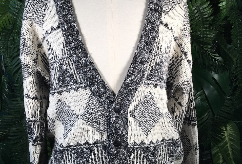 JJ Cochrane Knit Cardigan (XL)