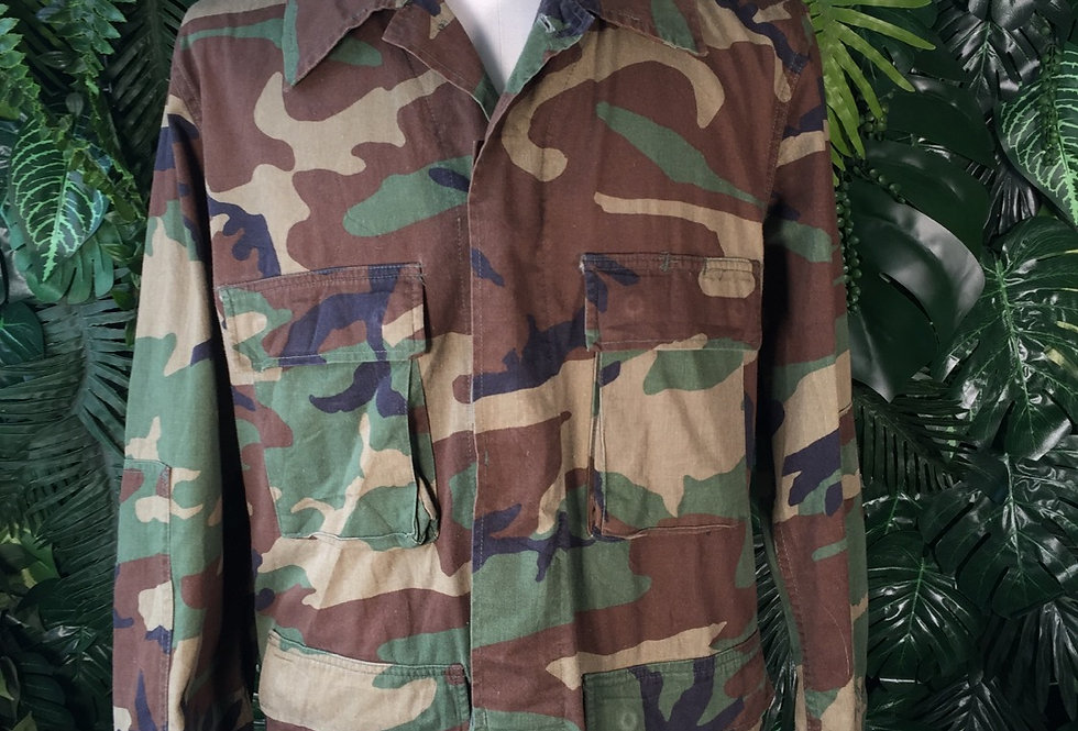 Camouflage over shirt (M)