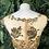 Thumbnail: Gold sequin bodice