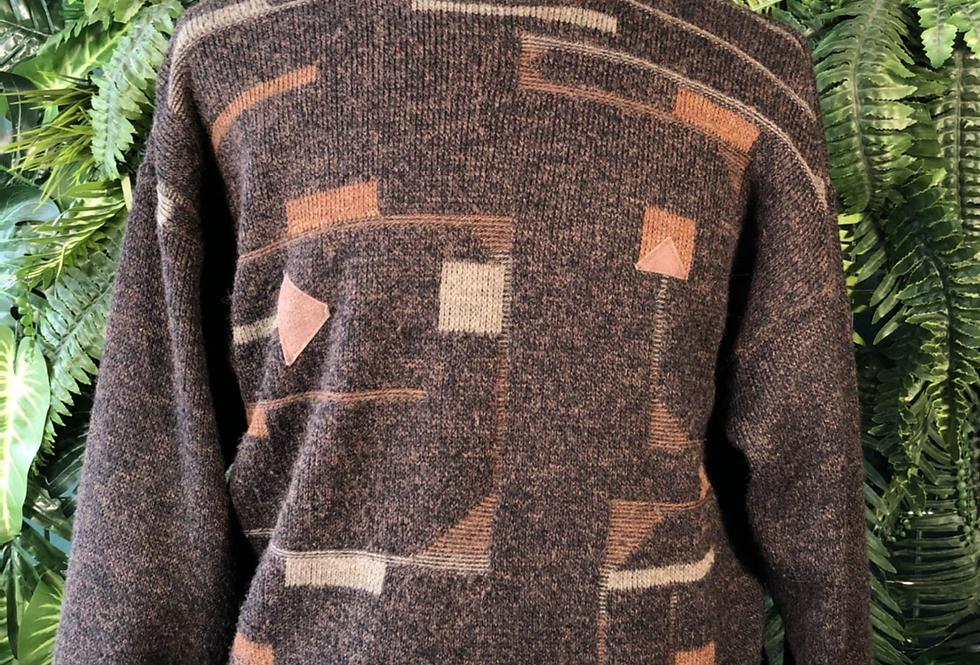 90s knit jumper
