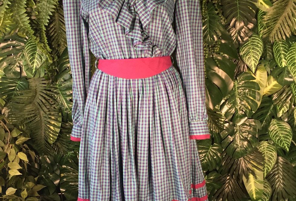 Fab Betty Barclay prairie dress (size 10)