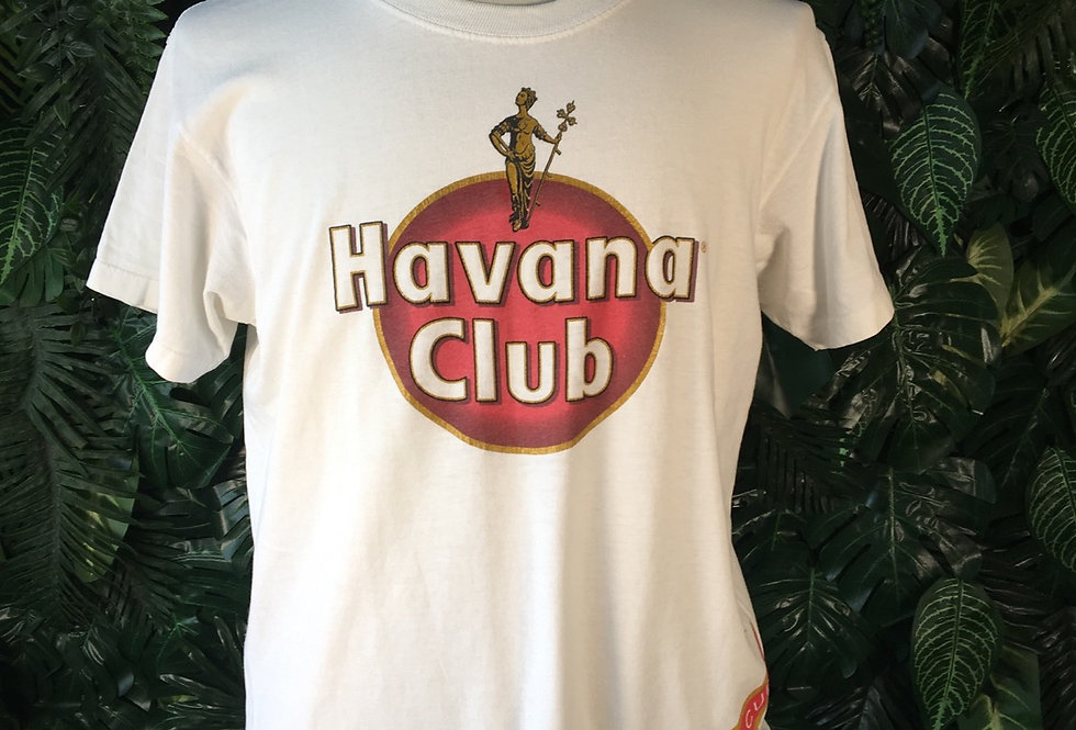 Havana Club tee (S)