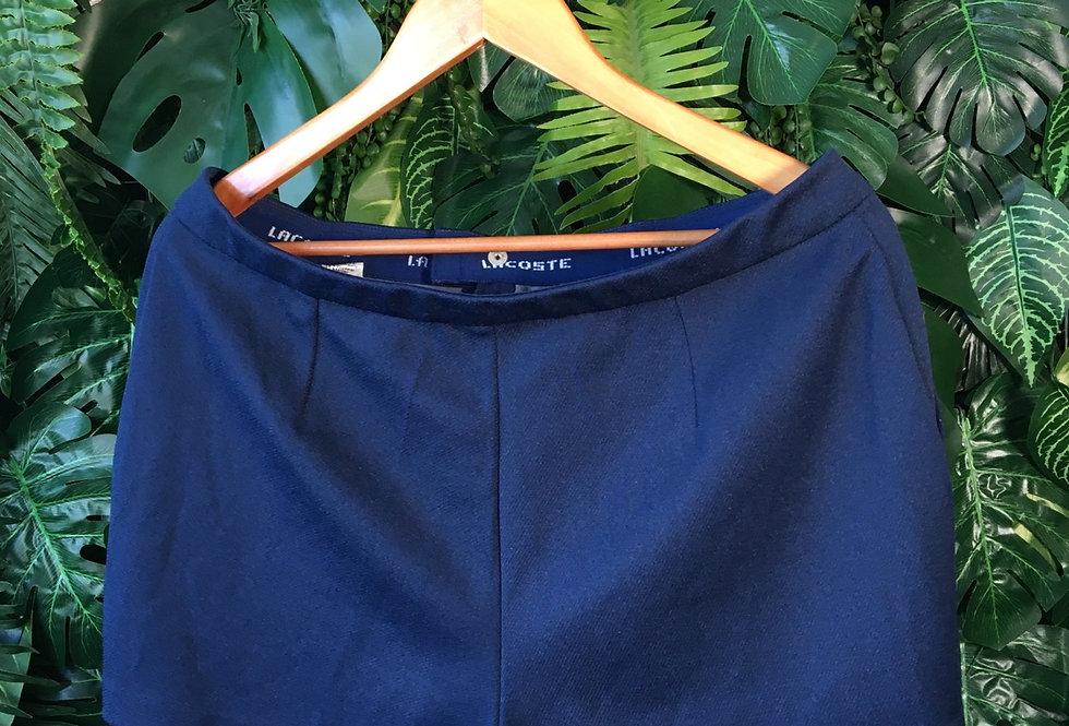 """Vintage Lacoste tennis shorts (34"""")"""