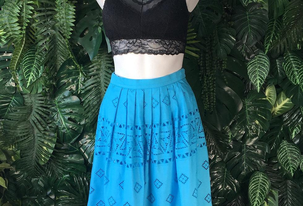 Hermann Lange lace skirt (size 36)