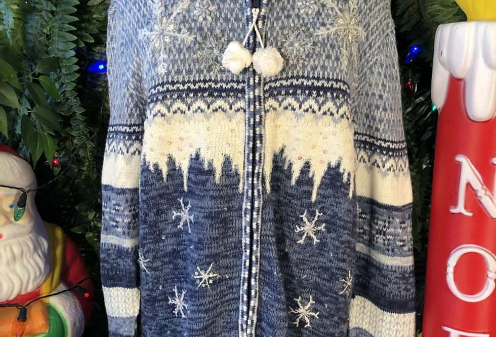 Ice knit