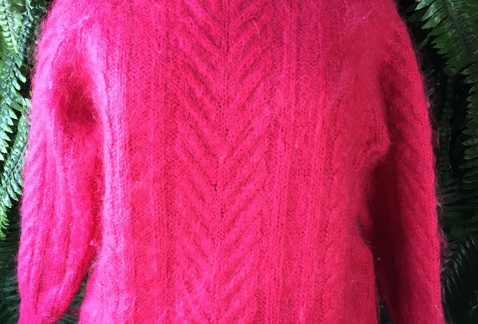 Robinson's Mohair Sweater (S)