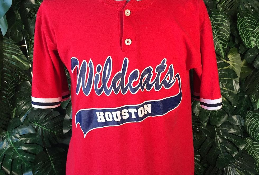 Houston Wildcats tee (M)