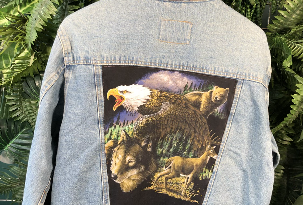 Woodlake denim jacket