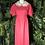Thumbnail: 1960 pink collared dress