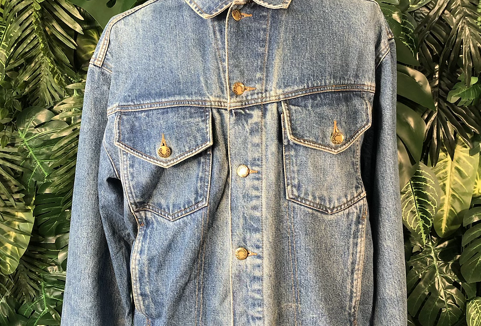 HARAJUKU denim jacket