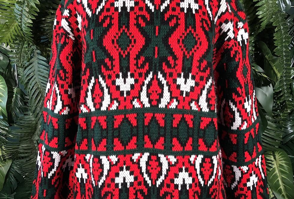 Dutch knit jumper