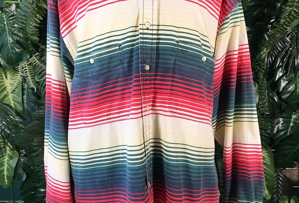 Cutter & Buck Striped Shirt