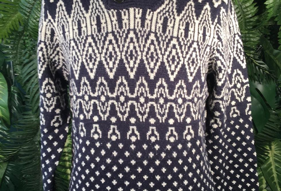 Springfield Funnel Neck Sweater (M)