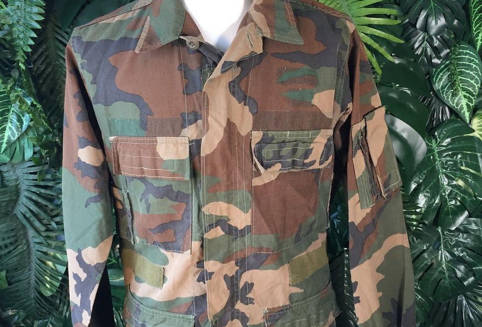 Camouflage over shirt (s)
