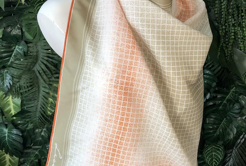 1960s vintage scarf