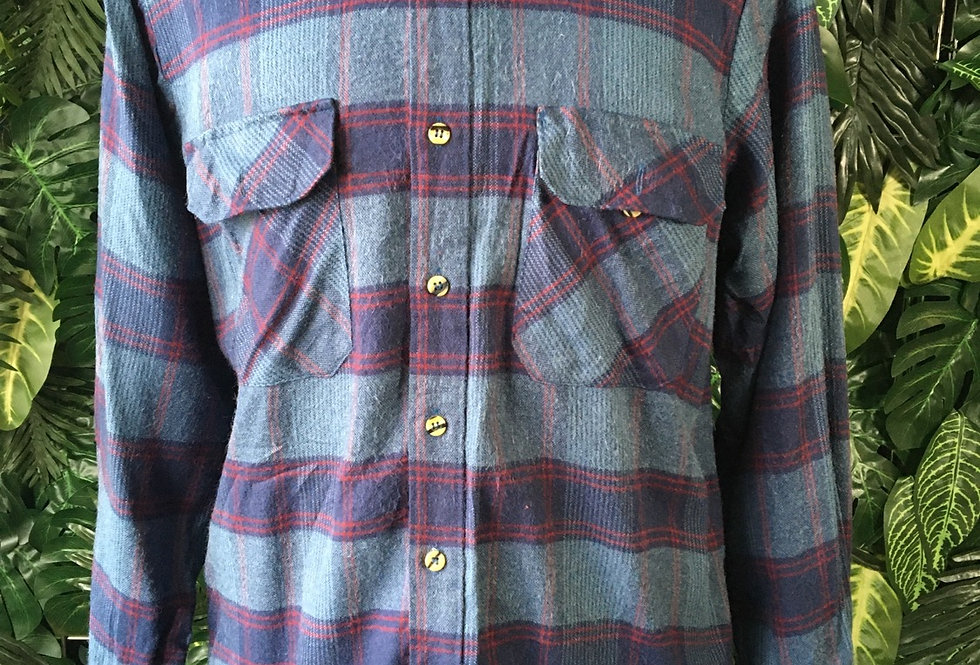 Woodland flannel