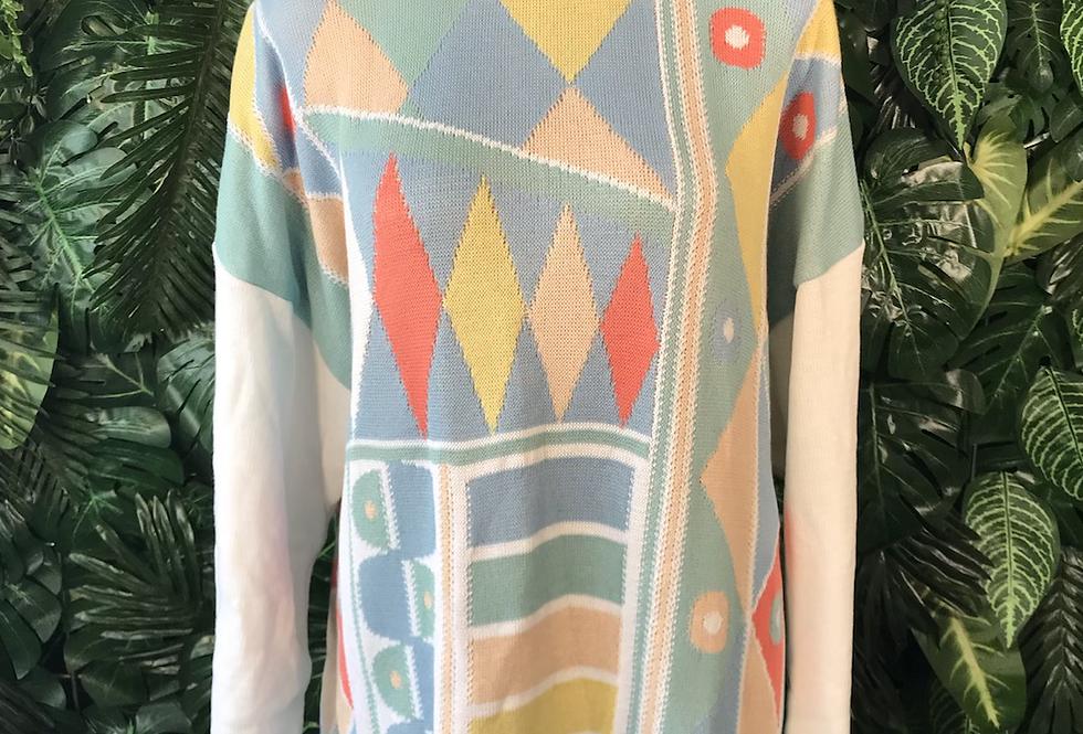 1990s Lady H knit (size 52)