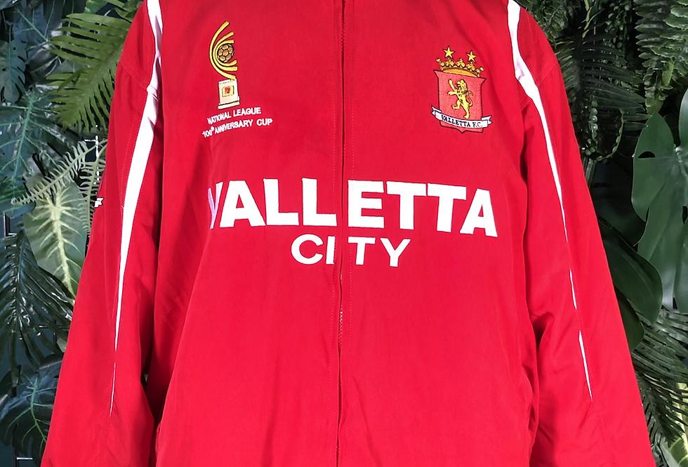 VALLETTA 100th anniversary cup jacket