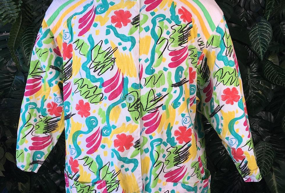 Reversible 90s jacket (XL)