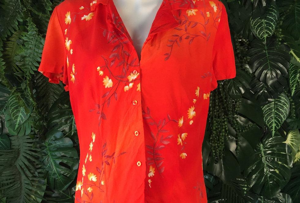 Danny & Nicole blouse (size 16)