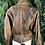 Thumbnail: Tan 80s biker jacket