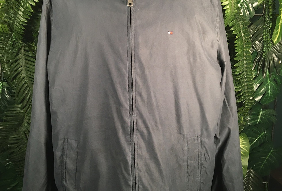 Navy Tommy Hilfiger Jacket (XL)