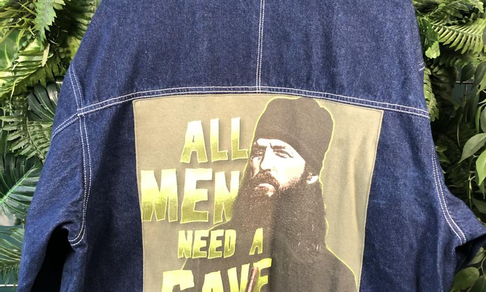Wu wear caveman jacket