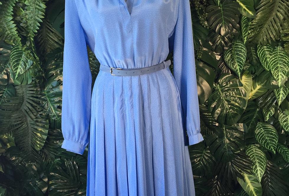 Creation Hans Erra belted heart print dress (size 12)