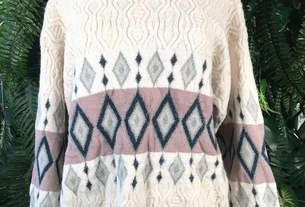 Authentic Yves Saint Laurent Knit Sweater