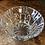 Thumbnail: Mouled 1980s Crystal bowl