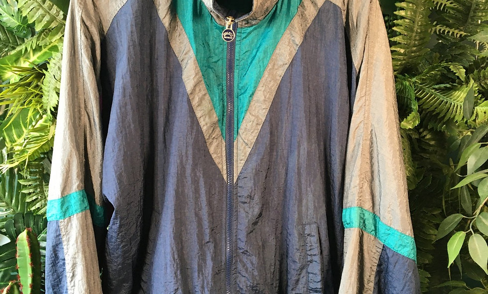 Athletic Works 90s shell track top