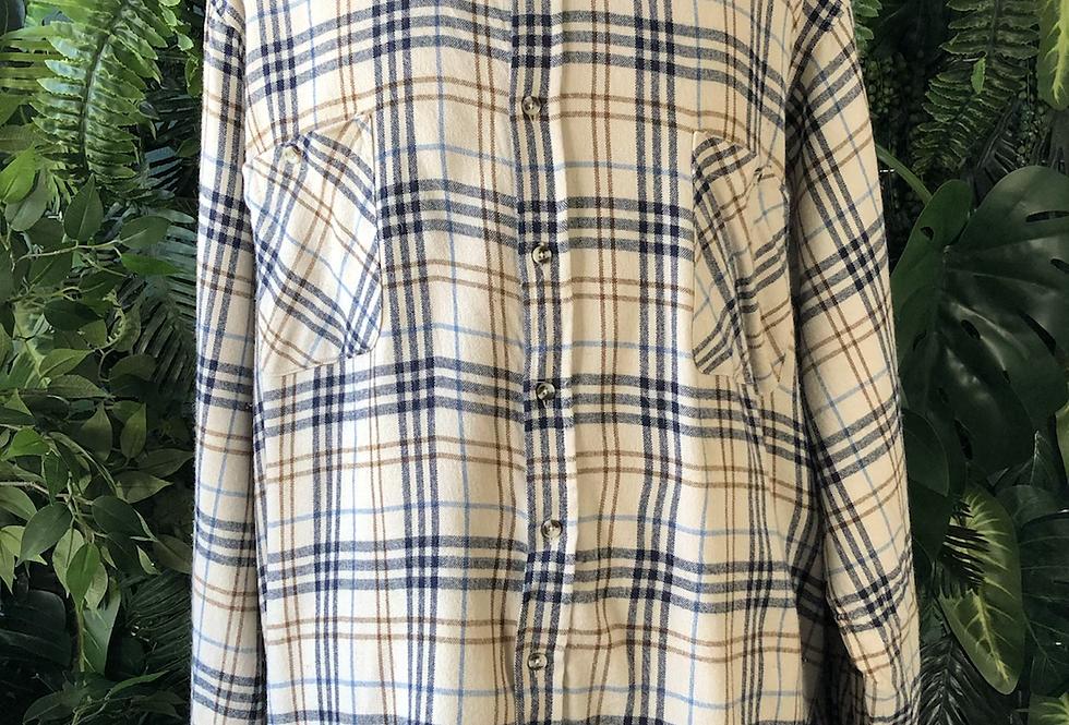 John blair tartan shirt