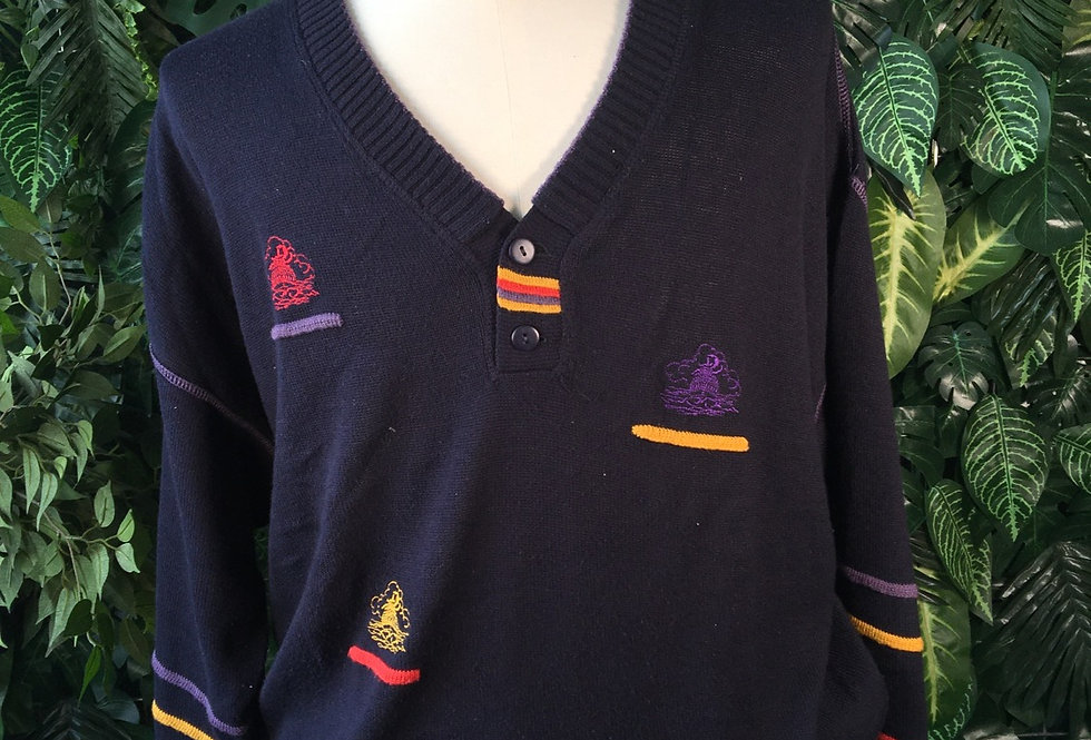 Mayser collection 90s sweater (L)