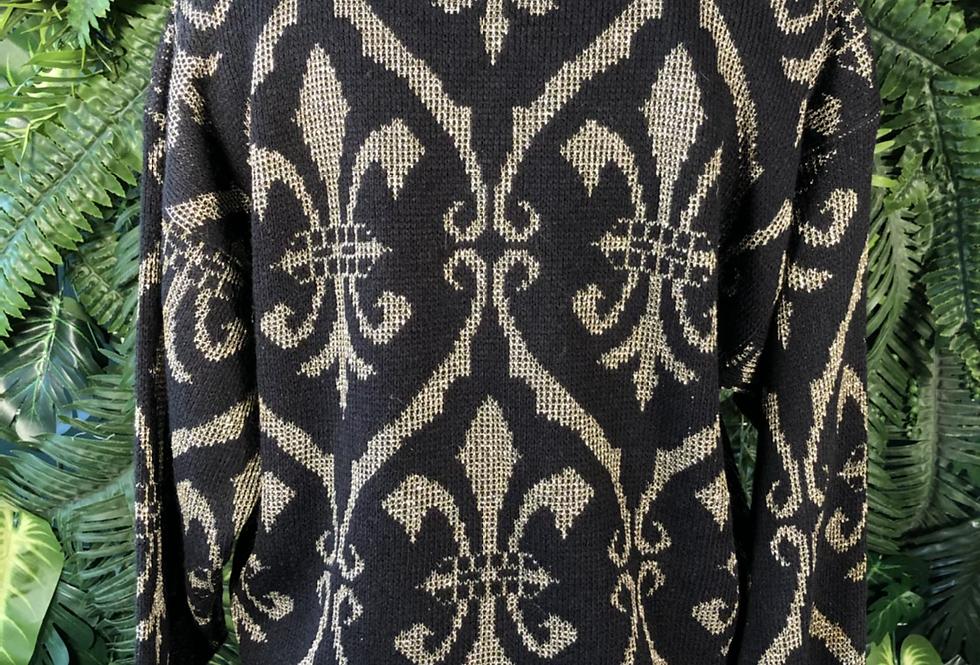 Jolie knit 80s