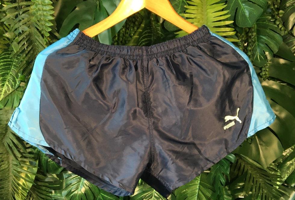 Puma running shorts (S)