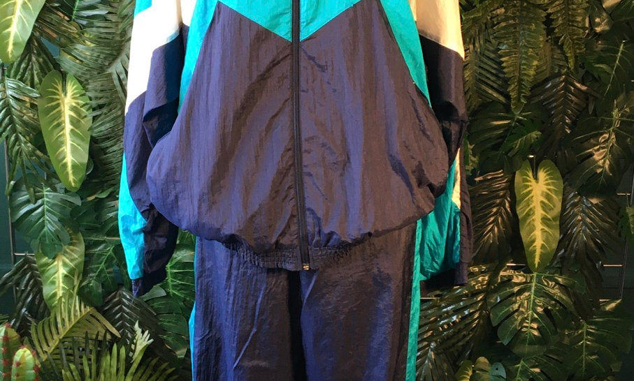 Gladio 90s Shell Track Suit